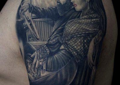 gansta-tattoo
