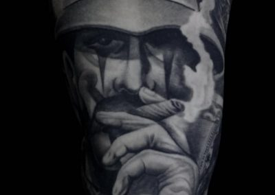 gangster-tattoo