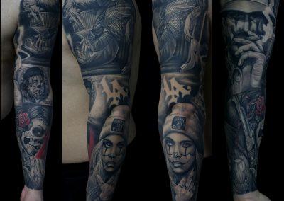 tatuaj-maneca