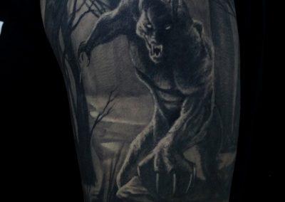 warewolf-tattoo,tatuaj-varcolac,tatuaje-constanta