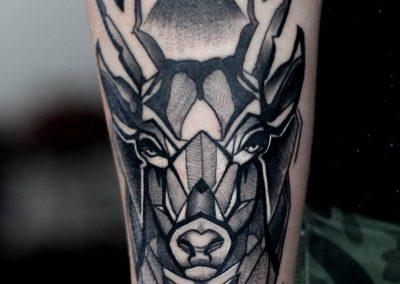 dear tattoo,tatuaj cerb