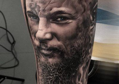 portrait tattoo,tatuaj portret