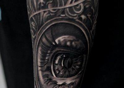 eye tattoo,tatuaj ochi