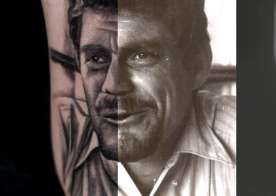 portrait tattoo,tatuaj portret