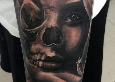 rose tattoo,tatuaj trandafir