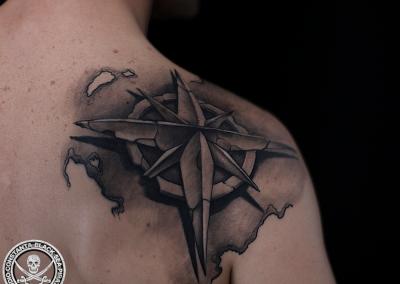 north-star-tattoo