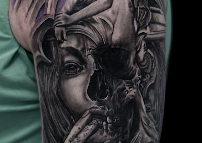 skull-and-angel-tattoo
