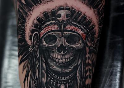 native-american-tattoo,tatuaj-indian