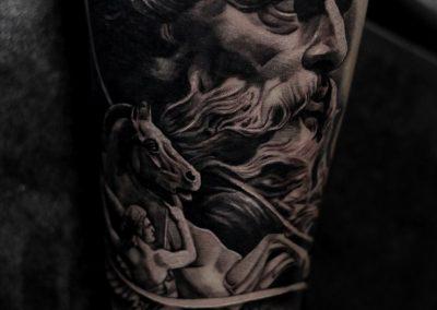 tatuaj-posidon,poseidan-tattoo,tatuaje-constanta