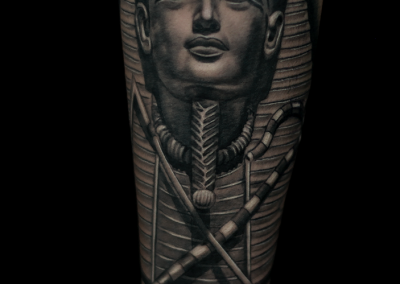 tatuaj faraon,egyptian tattoo
